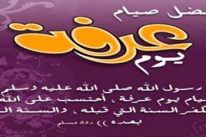 فضل صيام يوم عرفة بالأحاديث النبوية ومعلومات عامة عن هذا اليوم المبارك