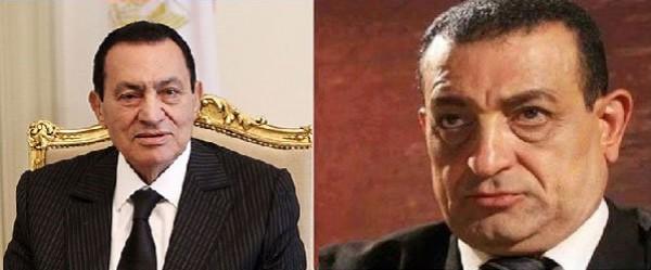 محمد حسنى مبارك وشبيهه