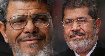 محمد مرسى و شبيهه
