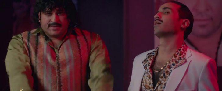 اغنية ومهرجان ماتهدى بقي بقي من مسلسل ريح المدام مع الفنان على حميدة اغنية لولاكى