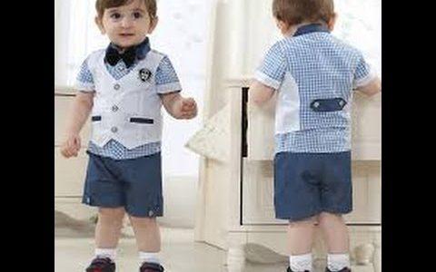 صور ملابس تناسب الذكور الصغار في عيد الأضحى المبارك