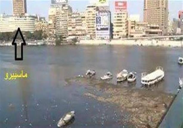 انخفاض منسوب نهر النيل