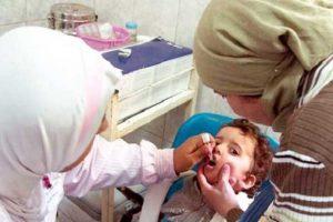 مواعيد وأماكن حملة التطعيم المحدودة ضد مرض شلل الأطفال بجميع المحافظات المصرية