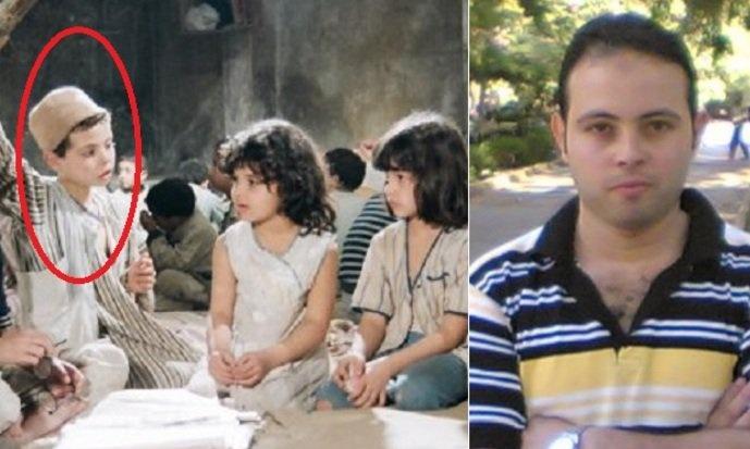نادر حسن الذي جسد دور حودة