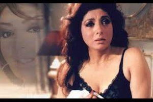 شاهد بالفيديو الفنانة نبيلة عبيد تؤدى رقصتها الشهيرة فى فيلم الراقصة والسياسى على الهواء فى عيد ميلادها ال70