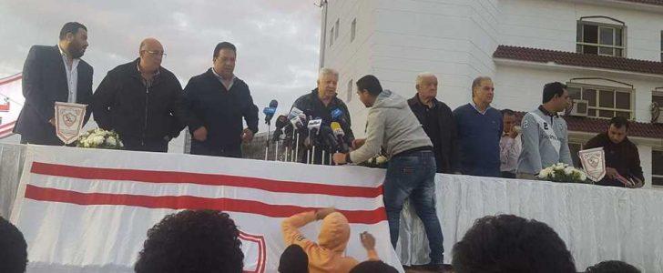 أعلن مرتضى منصور رسمياَ قرار الجمعية العمومية و الخطوة التالية لنادي الزمالك