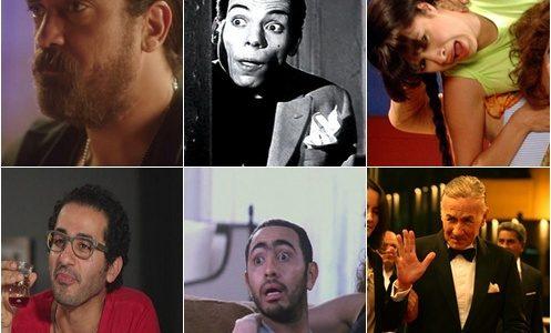 أدوار فنية معروفة ندموا عليها أبطالها وأحمد حلمى مفاجأة