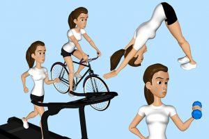 نحت الجسم بالليزر : معلومات عامة عن الفرق بين نحت الجسم وشفط الدهون