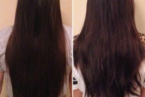 أسرع طريقة لتطويل الشعر في وقت قصير بوصفات طبيعية