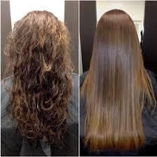 هل الكيراتين يطول الشعر