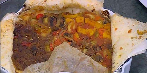 أكلات عيد الاضحى.. طريقة عمل ورقة الخضار باللحم الضاني