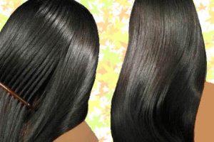 طرق تنعيم الشعر طبيعيا بدون مواد كيميائية بالعسل والمايونيز والحلبة