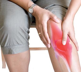 خلطات طبيعية لعلاج خشونة الركبة وتآكل المفاصل