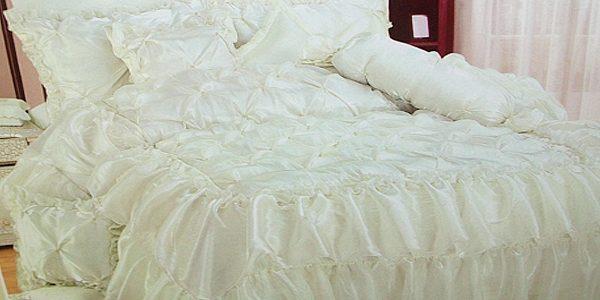 جهاز العروسة بالكامل : ما تحتاج اليه العروس من مفروشات بكافة أنواعها