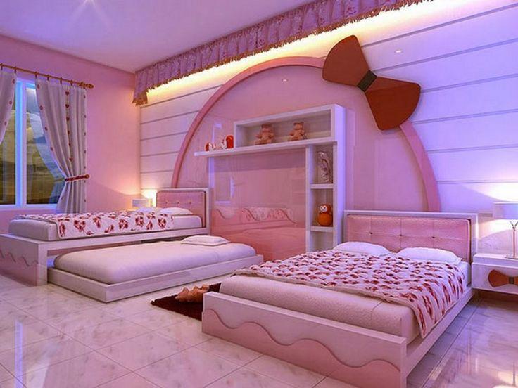 غرف نوم مودرن للأطفال موضه 2016