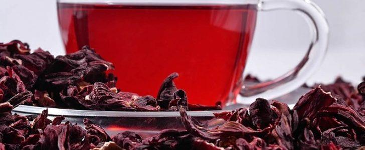 فوائد الكركديه الساخن والبارد فى علاج حالات ضغط الدم المرتفع أهمية تناوله فى شهر رمضان