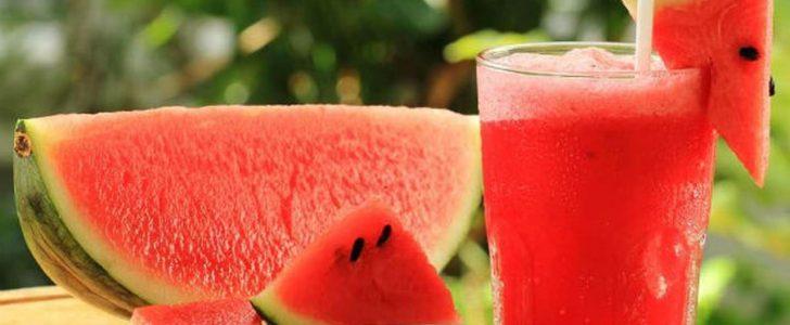 فوائد عصير البطيخ في شهر رمضان