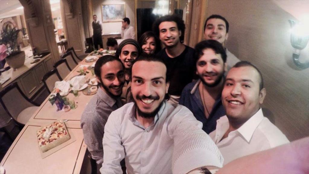 كواليس مصر مسرح