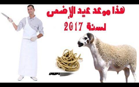 موعد غرة ذى الحجة وموعد عيد الأضحى المبارك 1438 بالسعودية والبلدان الإسلامية