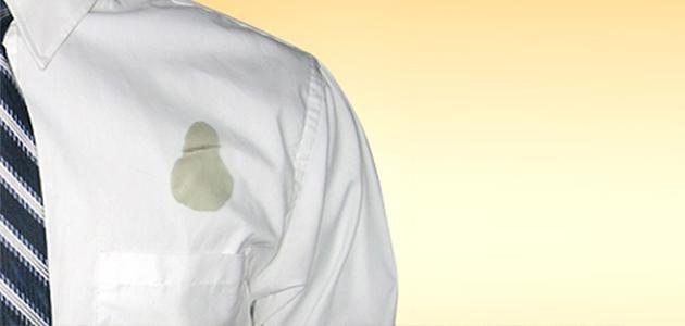 وصفات منزلية لتخلص الملابس من بقع الزيوت المزعجة للأبيض والألوان