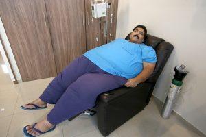 الأمراض الناتجة عن مرض السمنة المفرطة