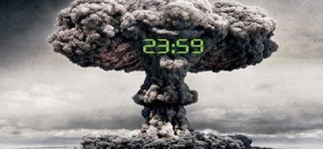 علماء : باقى على نهاية العالم دقيقة واحدة على توقيت ساعة يوم القيامة