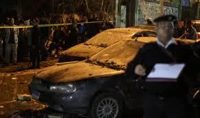 عاجل | انفجار في شارع غزة بالمهندسين منذ قليل