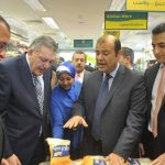 أفتتاح فرع سيبنيس Spinneys Egypt بالاسكندرية 2016