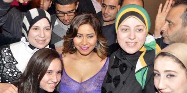 لن تصدق مدى جمال شقيقة شيرين عبد الوهاب والتى اعجب بها الكثير عبر الانستقرام