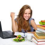 نظام غذائي للمساعدة على التركيز خلال فترة الإمتحانات