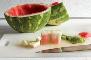 فوائد سحرية هامة فى قشر البطيخ علاج الكثير من الأمراض الخطيرة