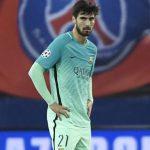 اندريه جوميز يصبح كبش الفداء بعد خسارة برشلونة