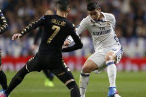 خاميس رودريغيز: أريد البقاء في ريال مدريد لفترة طويلة