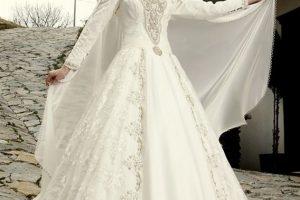 أحدث موديلات فستان الزفاف التركى أزياء فخمة لأناقة العروس الجميلة