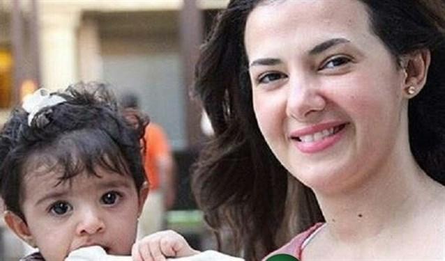دنيا سمير غانم و أبنتها