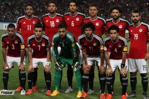 المنتخب المصري في مواجهة نيجيريا يوم 25 و 29 مارس في تصفيات امم إفريقيا
