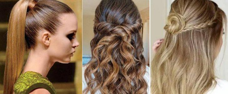 أجمل تسريحات الشعر الطويل اطلالة جديدة فى عالم الأنوثة