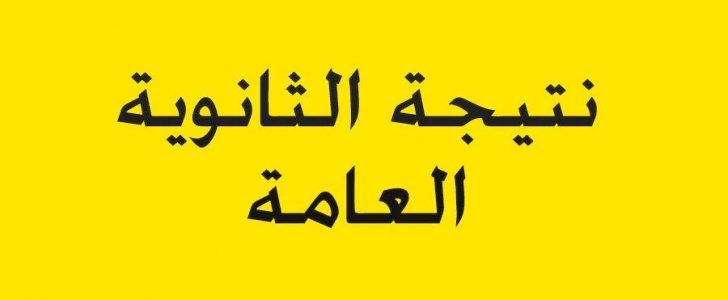 إعلان نتيجة الثانوية العامة 2017 بالاسم ورقم الجلوس فى جمهوية مصر العربية