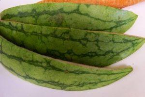 تعرف على فوائد قشر البطيخ الصحية المذهلة وطرق إستخدامه فى معالجة أخطر الأمراض