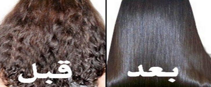 بديل الكيراتين والبروتين : وصفات طبيعية لعمل كيرياتين طبيعى لفرد الشعر والتمتع بالنعومة واللمعان