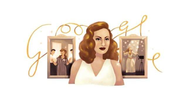 احتفال جوجل اليوم بمارلين مونرو الشرق هند رستم و ذكرى ميلادها ال 87