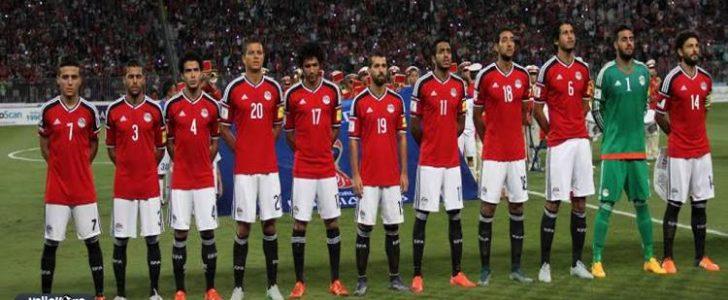 قائمة منتخب مصر لمباراتى نيجيريا