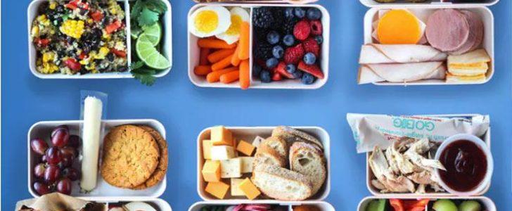 أصناف طعام مغذية وصحية للانش بوكس لطلاب المدارس من وصفات سالي فؤاد