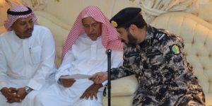 نتائج المقبولين العسكرين بوظائف تابعة لقوات الامن السعودي الخاصة علي أبشر