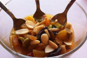 طريقة عمل خشاف رمضان المغذي والغني بالطاقة