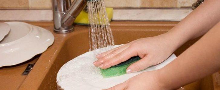 كيفية عمل صابون المواعين من بقايا الزيت المستعمل برنامج الشيف نونا