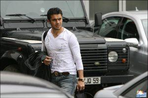 شاهد صورة زوجة عميد لاعبى العالم احمد حسن واعرف المزيد عن موقف احمد حسن من التمثيل
