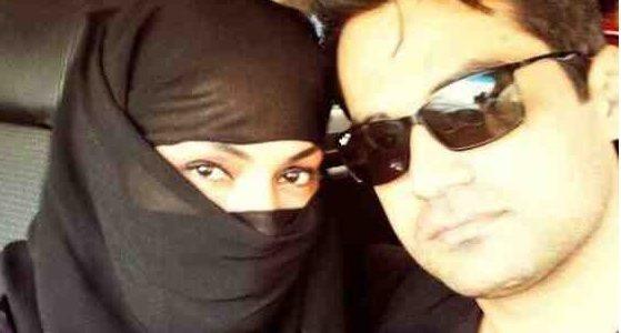 بالصور ممثله اغراء مشهوره تعتزل الفن وتعلن توبتها وترتدى الحجاب وتنوى تقديم برامج دينيه