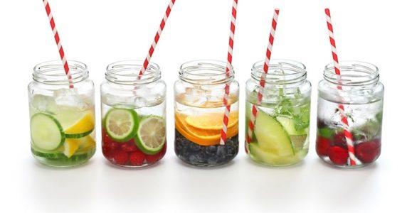 3 طرق سريعة لتحضير مشروبات الديتوكس وتنظيف الكبد نهائيا