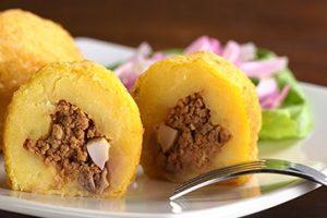 وصفات البطاطس المتنوعة بالمفروم والكرفس والنعناع لأطباق أشهى